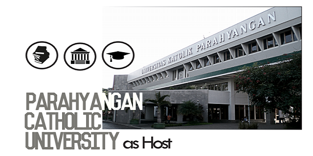 Parahyangan Catholic University University as Host