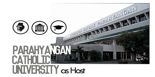 Parahyangan Catholic University University as Host